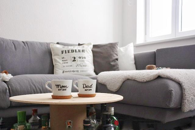 geschenk f r werdende eltern oder lastminute zu weihnachten. Black Bedroom Furniture Sets. Home Design Ideas