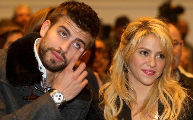 Gerard Pique Girlfriend Shakira 2013Gerard Pique Girlfriend