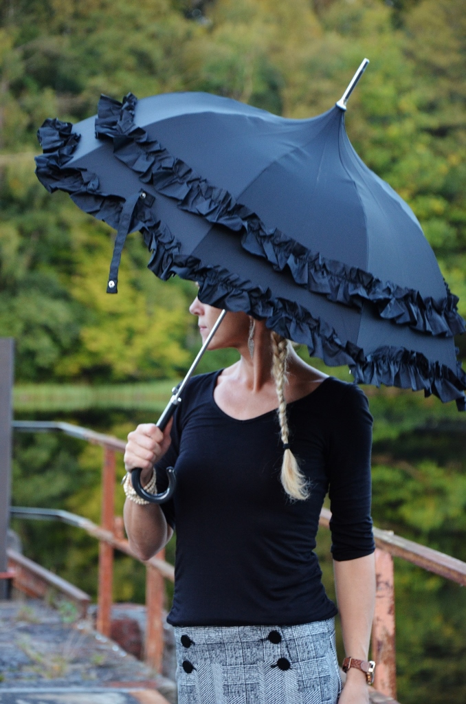 Underbara paraplyer...