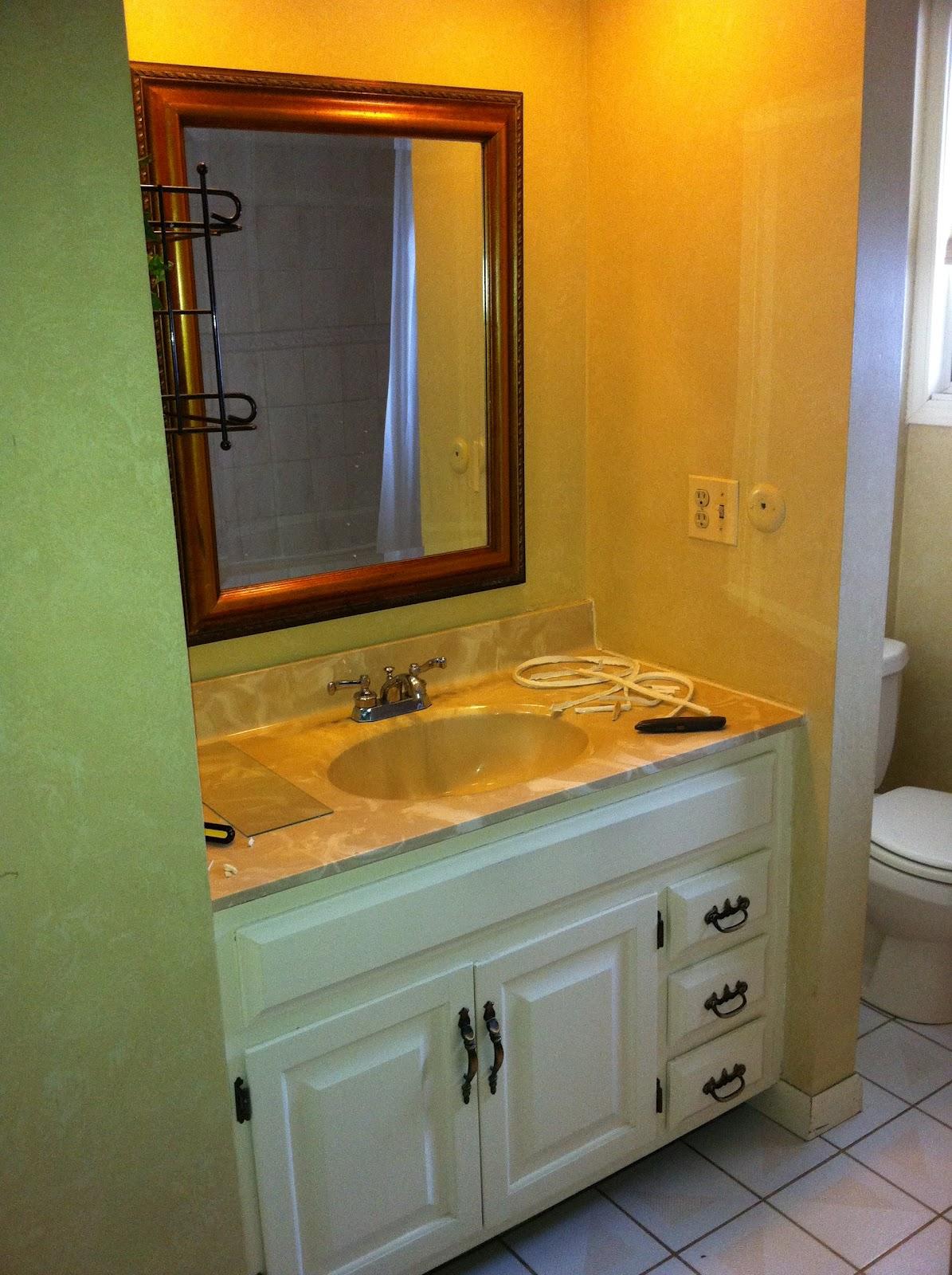 Flashback Friday Bathroom Spruce Up Home Everyday