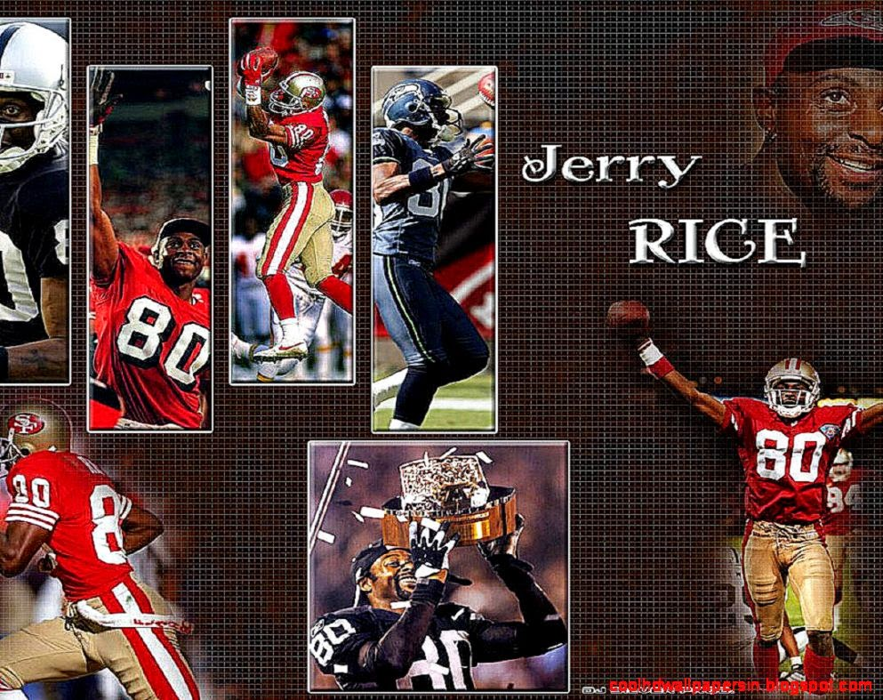 jerry rice wallpaper cool hd wallpapers