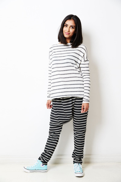 Journal Striped Top by One teaspoon at Fitzroy Boutique