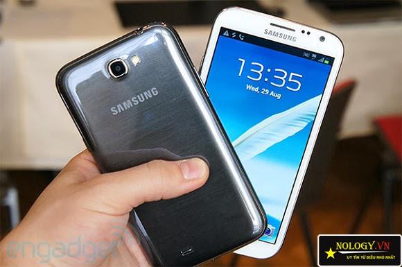 Samsung Galaxy Note 2 trên tay