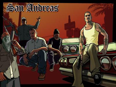 GTA San Andreas Untuk Android