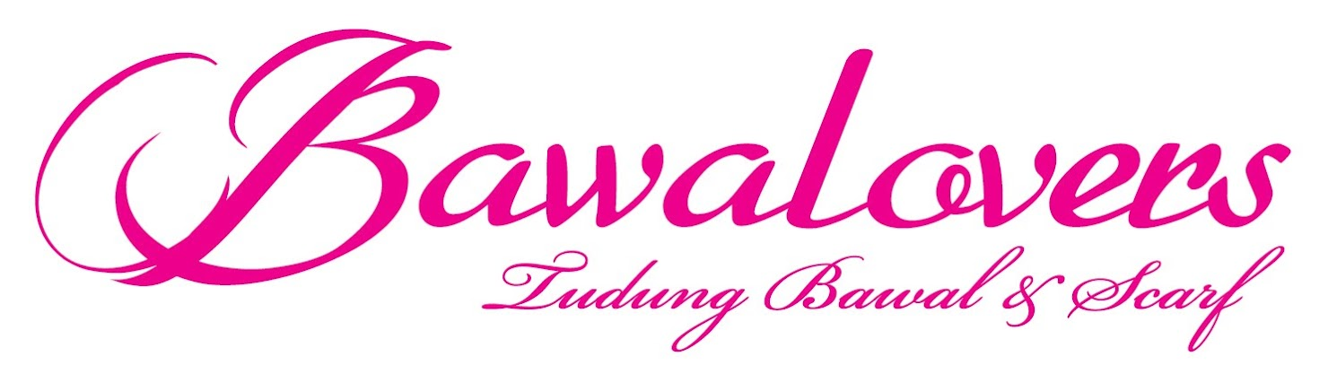 BAWALOVERSTudung Bawal &amp; Scarf 