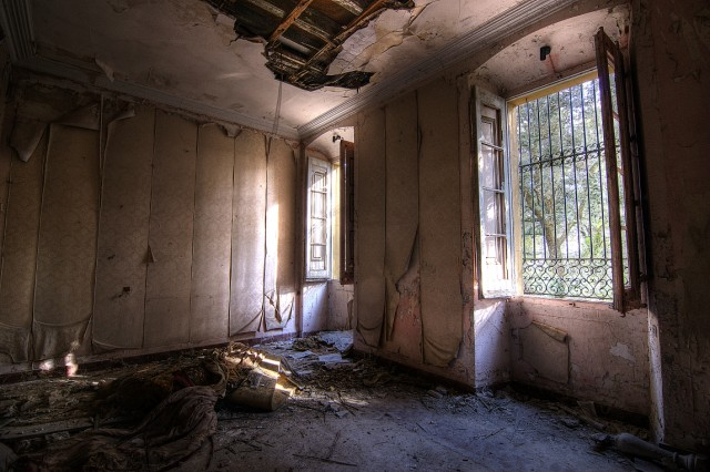 Ultima visita casas abandonadas 2 mansiones olvidadas - Casas antiguas por dentro ...