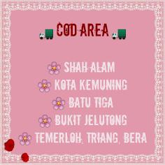 COD AREA