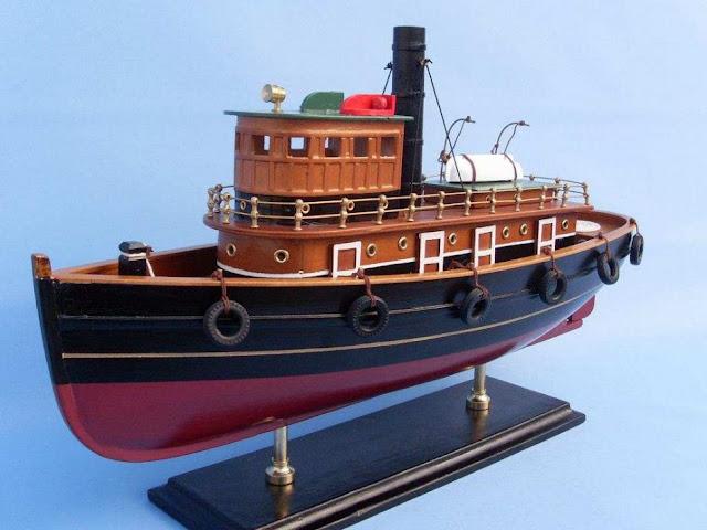 River Tug Boat