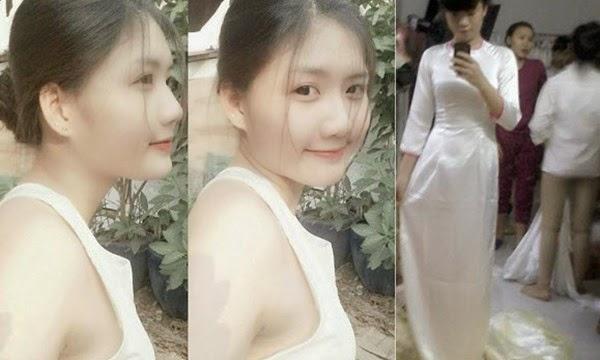 Mỹ nữ thả rông vòng 1 gói bánh, làm bạn gái lộ vòng 3 vì 'tự sướng'