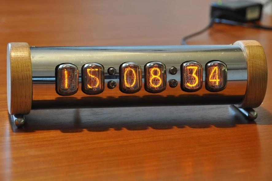 Эти часы собраны по схеме