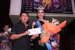Champion of Miss EMMA Malaysia 2012