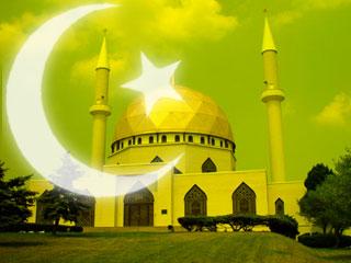 muslim, islam, masjid, star, moon, mosque