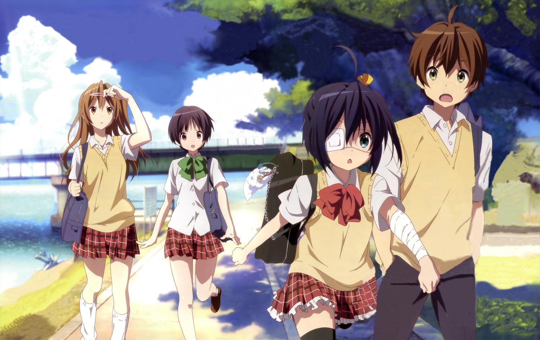 Anime Jepang Romantis