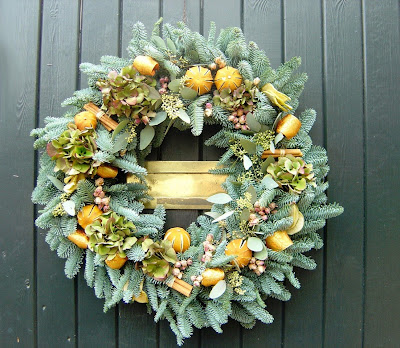 Beautiful christmas wreath decorating ideas unique wallpaper - Awesome christmas wreath with homemade style ...