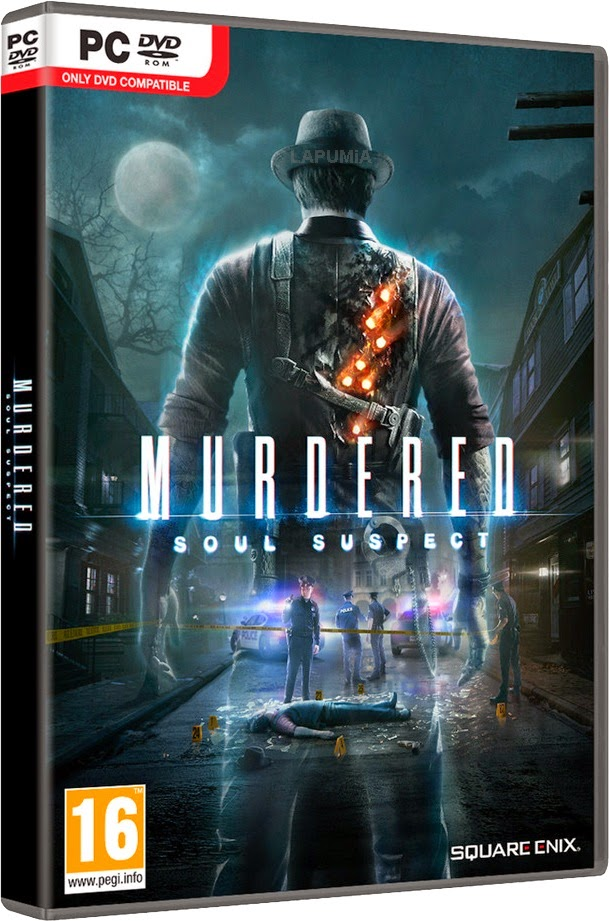 Download - Jogo Murdered: Soul Suspect-CODEX PC (2014)