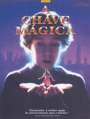 A Chave Mágica - DVDRip Dublado