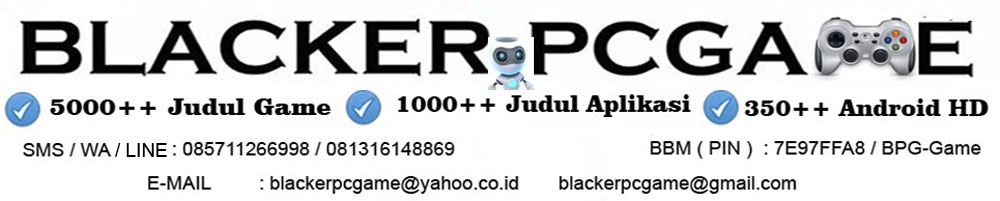 Blacker PC Game Murah