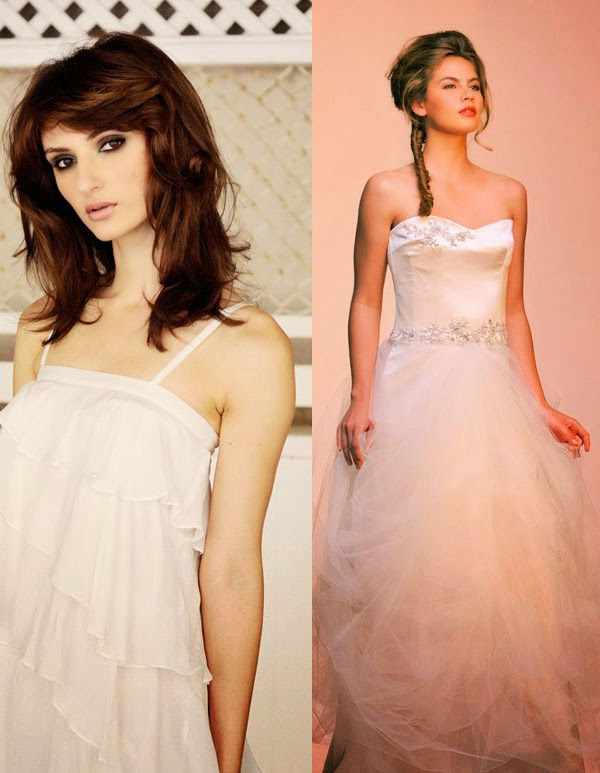 Bridal fashion in the studio and on location. Photographing Fashion, Studio or on Location?