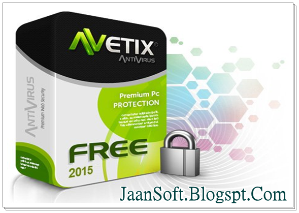 Avetix Antivirus 2015 5.0.147 For Windows Free Download (Update)