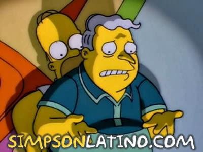 Los Simpson 8x04