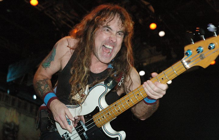 steve harris geddy lee