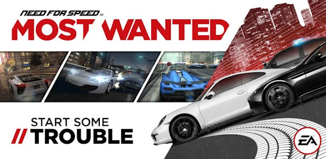 Need for Speed Most Wanted Apk v1.0.50 + Data Mod [Unlimited Money / All Devices / Torrent]