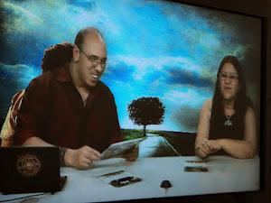 ALINE SANTOS NO PROGRAMA DE CLAUDINEY PRIETO NA BIO SEGREDO TV