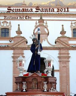 Rociana del Condado  - Semana Santa 2011