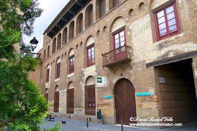 Palacio Marques San Adrian Tudela