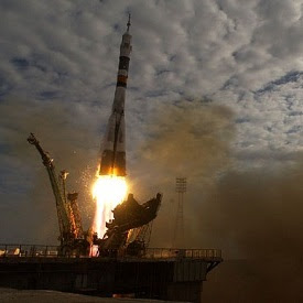 manned iss flights look better after successful soyuz launch