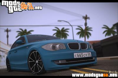 SA - BMW 118i