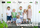 Sommerkatalog med klr fra Herlige Barn
