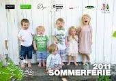 Sommerkatalog med klær fra Herlige Barn