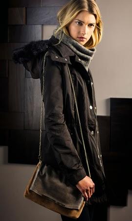 parkas Massimo Dutti invierno mujer