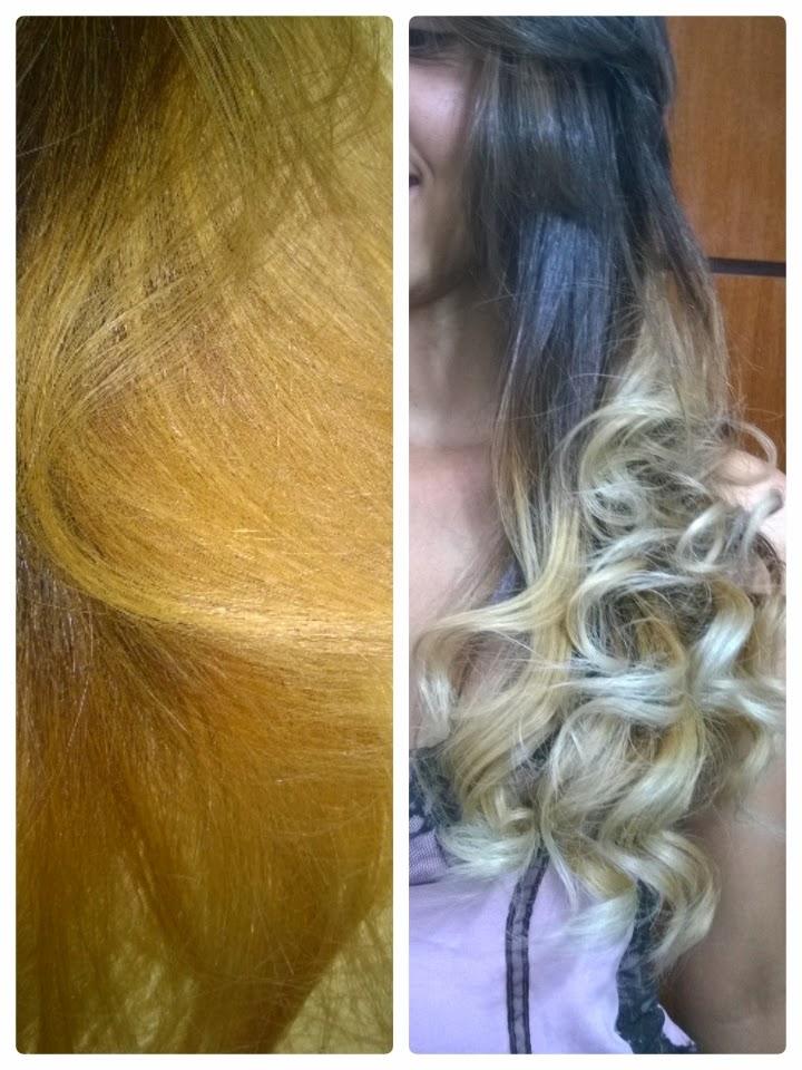 Como tirar o amarelo do cabelo