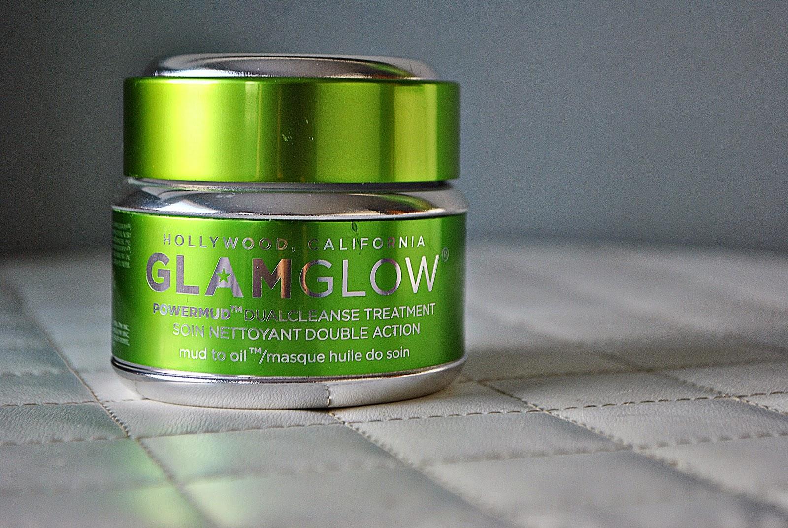 GLAM GLOW POWDER MUD DUAL CLEANSE TREATMENT