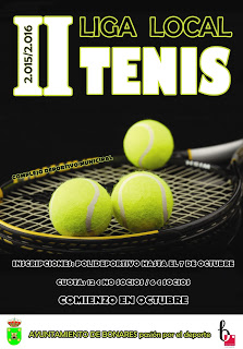 II LIGA LOCAL DE TENIS