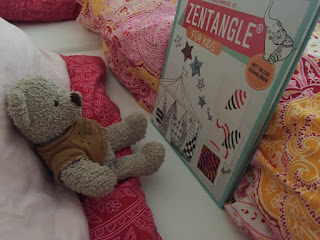 Zentangle für Kids Beate Winkler, auch für ganz kleine Leser