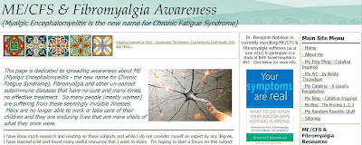 ME/CFS & Fibromyalgia Awareness