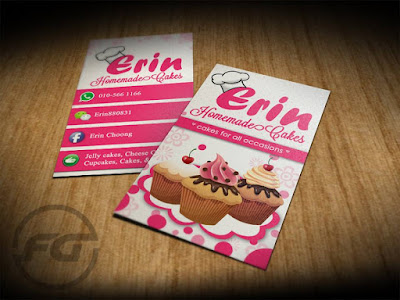 Business Card / Name Card Murah, bizkad murah