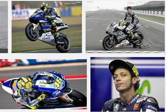 MotoGP Valentino Rossi Video Foto