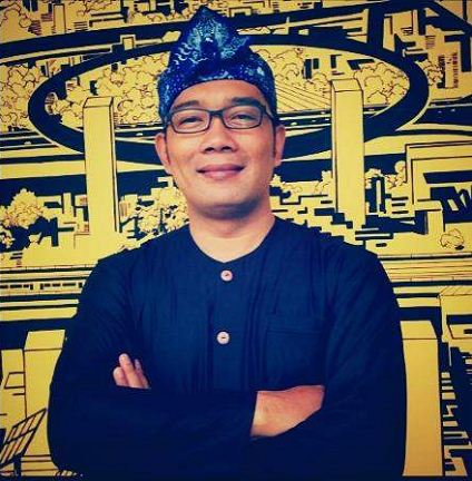 Ridwan Kamil atau Kang Emil