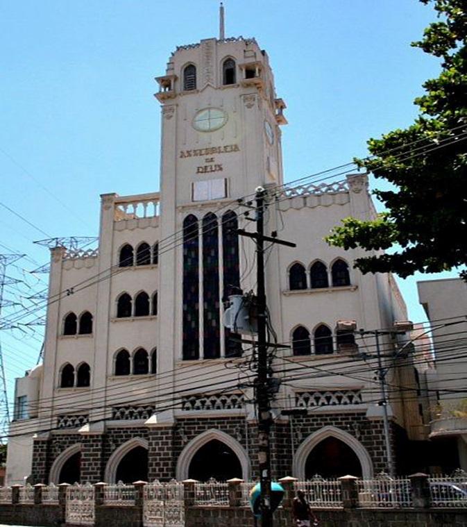 Igreja Sede de Madureira