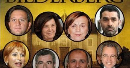 Bilderberg ecco tutti i nomi degli italiani che hanno for Lista politici italiani