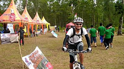 Begitu memasuki camp, ternyata banyak sekali peserta FPN yang sudah berada disana mulai Jumat (28/10)