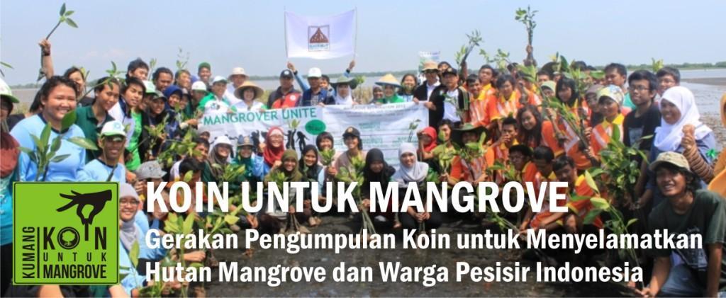 KUMANG - Koin Untuk Mangrove