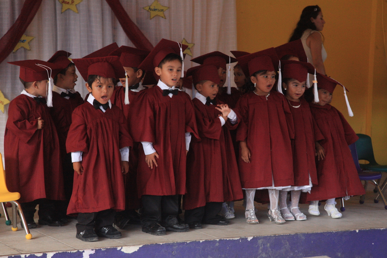Graduation Dress For Senior Kindergarten | RLDM