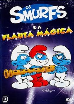 Download Os Smurfs e a Flauta Mágica Dublado DVDRip