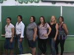 Professoras dos 3ºs anos