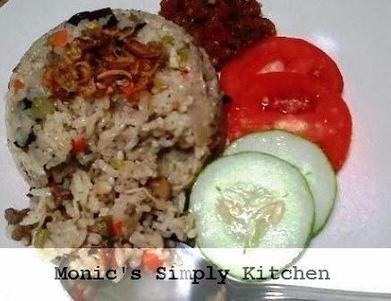 resep masakan nasi kukus jamur